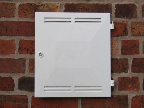 Mk2 surface mount gas door