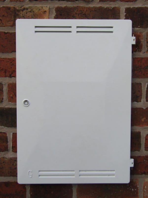 Standard gas doors