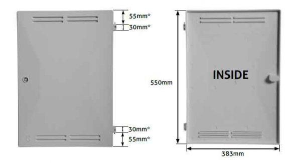 Standard Gas Door