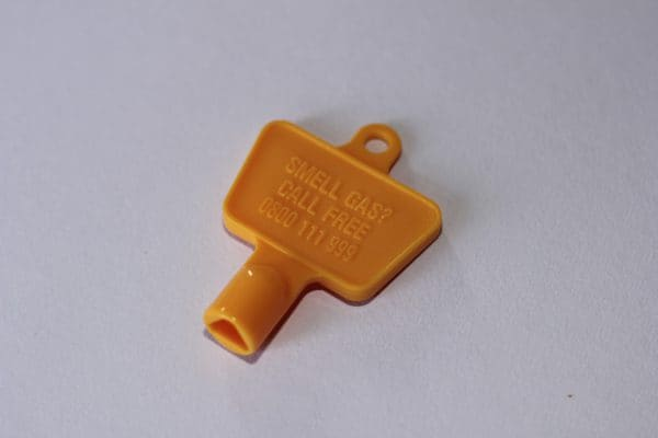 Plastic Key