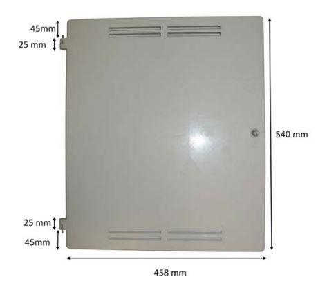 Gas Meter box Door Mk1